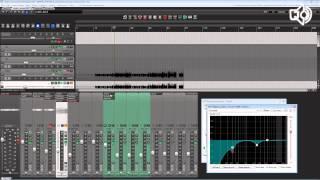 видео Digital Sound - Запись вокала и акустических инструментов в домашней студии. Обзор аналоговых вокальных процессоров.
