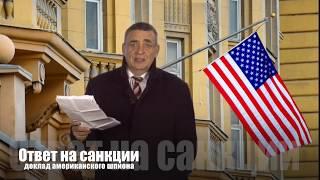 ОТВЕТ НА САНКЦИИ(доклад американского шпиона)