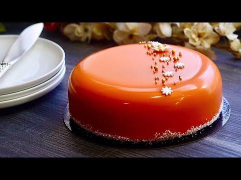 entremets-chocolat-et-passion-/glaçage-miroir-sans-glucose-ni-lait-concentré