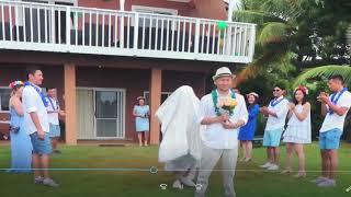 Limon.KG: На Гавайских островах разыграли жениха