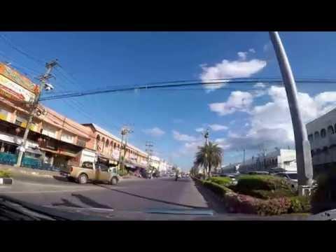แผนที่ พิณทอง เรือนแพ สามพราน เส้นทางจากกรุงเทพมหานคร ฝั่งถนนปิ่นเกล้า-นครชัยศรี (video map)