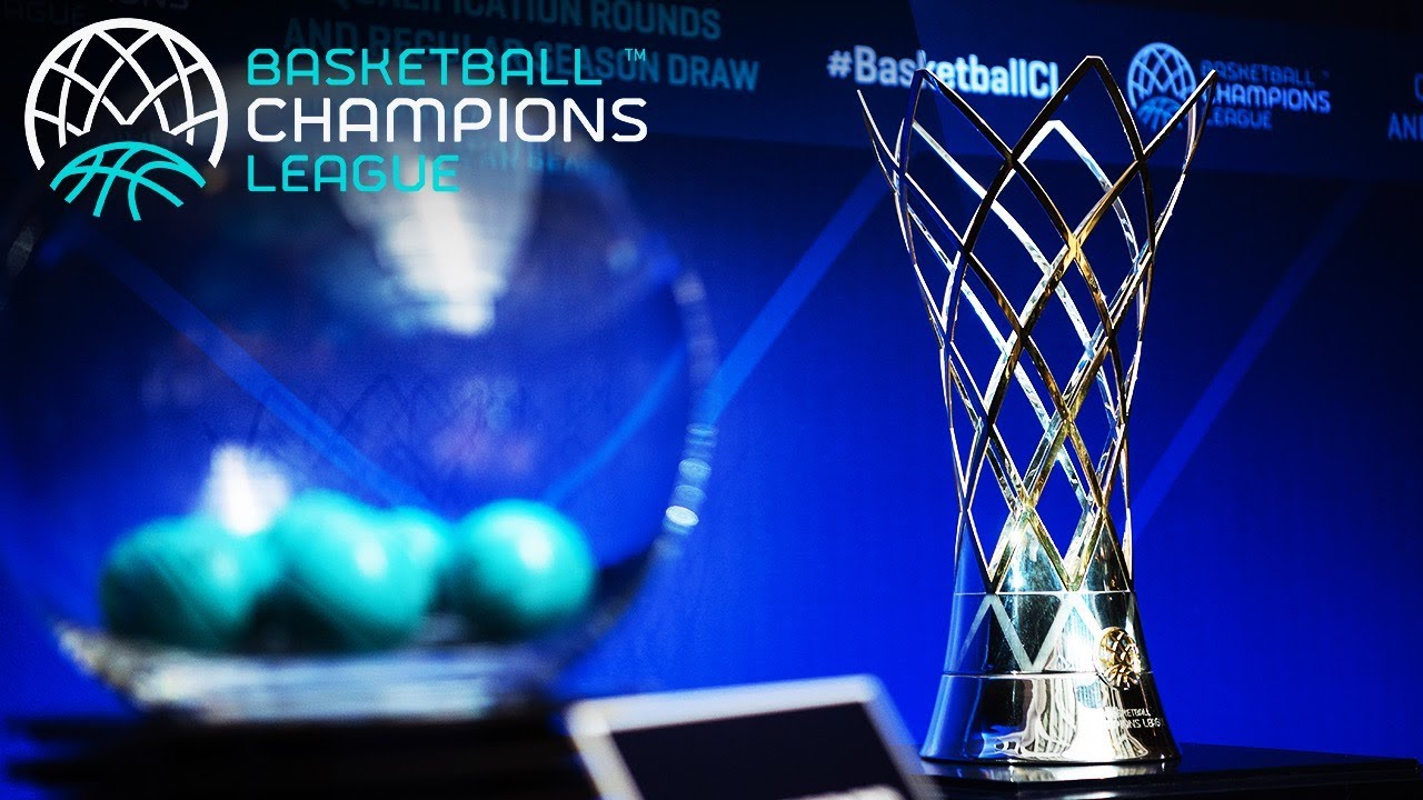 2021-22 Qualification Rounds and Regular Season Draw | Basketball Champions League