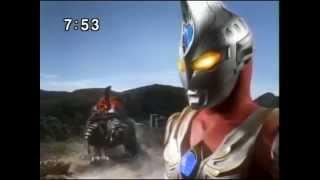 Ultraman Max vs Grangon & Lagoras