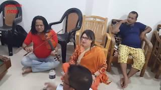 akash dhawan vs sapna dhawan 2017 sk tv