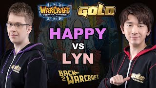 WC3 - WGL Winter '19 - GRAND FINAL: [UD] Happy vs. Lyn [ORC]