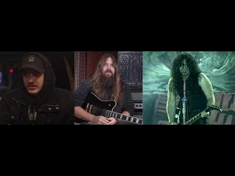 Lamb Of God, Kreator and Power Trip members collab on new song..!