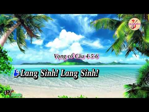 Sự Tích Trầu Cau - Karaoke HD