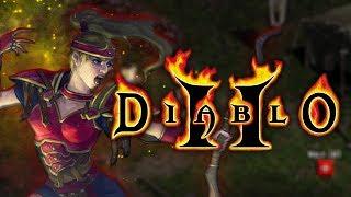 Diablo II - Amazon Self Found #Zakończenie