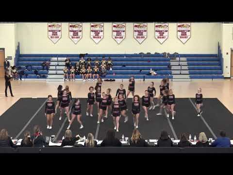 2018 Maryland State Cheerleading Championship - Linganore High School