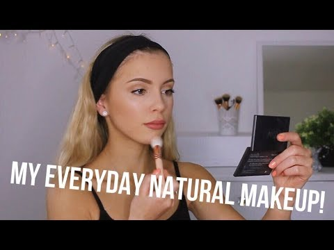 My Everyday Natural Makeup Routine :)   anniemadgett