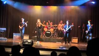 Laryssa Marion, Jeffrey, Marc-Etienne, Anthony, Alexandre: Kansas, Carry On My Wayward Son (cover)