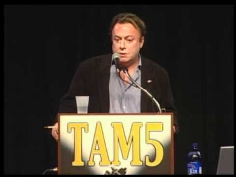 Christopher Hitchens at the Amazing Meeting 5