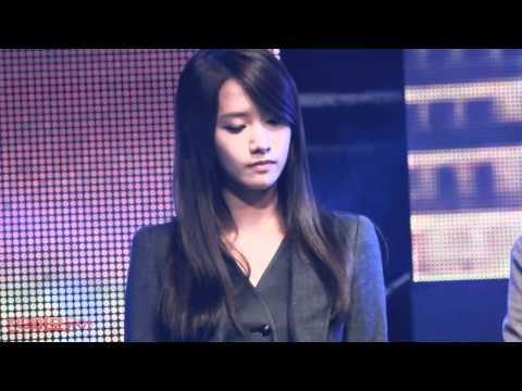 [Fancam] 111117 SNSD Yoona - Dear Mom