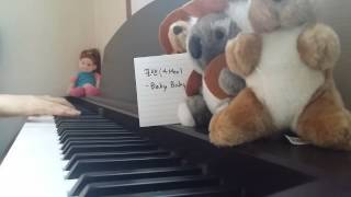 [Piano Cover] 포맨(4Men) - Baby Baby