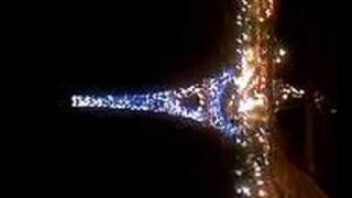 Eiffel tower - European flag