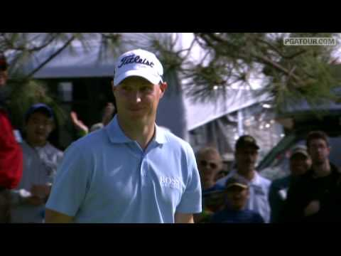 Shot of the Day: Ben Crane sinks a 47-foot birdie and goes on to win at Torrey Pines 2010