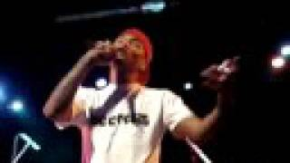 """N.E.R.D """"Sooner or Later"""" Live at The Nokia Theatre NYC!  9/22/08"""