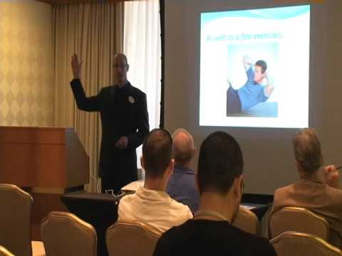 Danny Bobrow Delivers TAFI At AAOSH Meeting | Dental Phone Coaching Skills