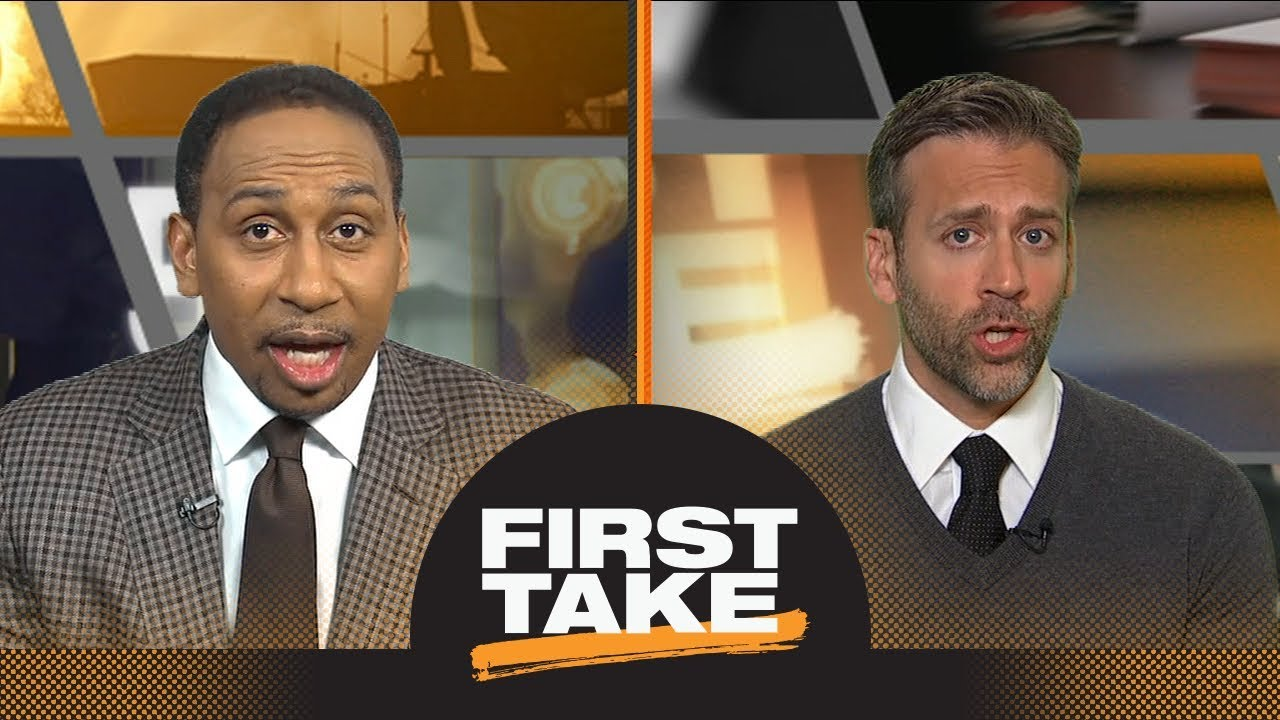 Stephen A. and Max react to Cavaliers defeating Celtics in Game 7 | First Take | ESPN