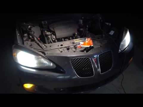 How-To: Replace Headlights On 2004, 2005, 2006, 2007, and 2008 Pontiac Grand Prix Base/GT/GXP