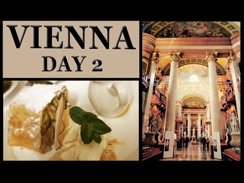 Hofburg Palace & Historic Coffee Houses - Vienna Day 2 || PartTimeWanderlust
