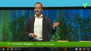 ECO17 Berlin: Christian Bogatu Fresh Energy