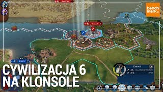 Sid Meier's Civilization VI – lepszy pecet czy konsola?