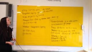 Differentialligninger - Opgave 8.012