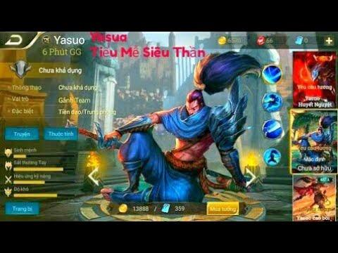[Gcaothu] Ra mắt vị tướng Yasua với bộ kĩ năng cực kì Bá Đạo - Tiểu Mễ Siêu Thần