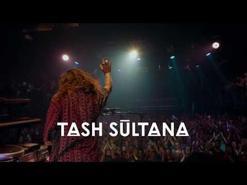 Tash Sultana live @ Melkweg - Amsterdam, Netherlands July 2017