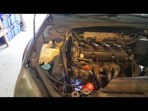 Nissan Altima 2003 2010 Alternator Replacement 1