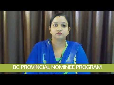 BC PROVINCIAL NOMINEE PROGRAM (BC PNP): How to Get British Columbia PNP Immigration