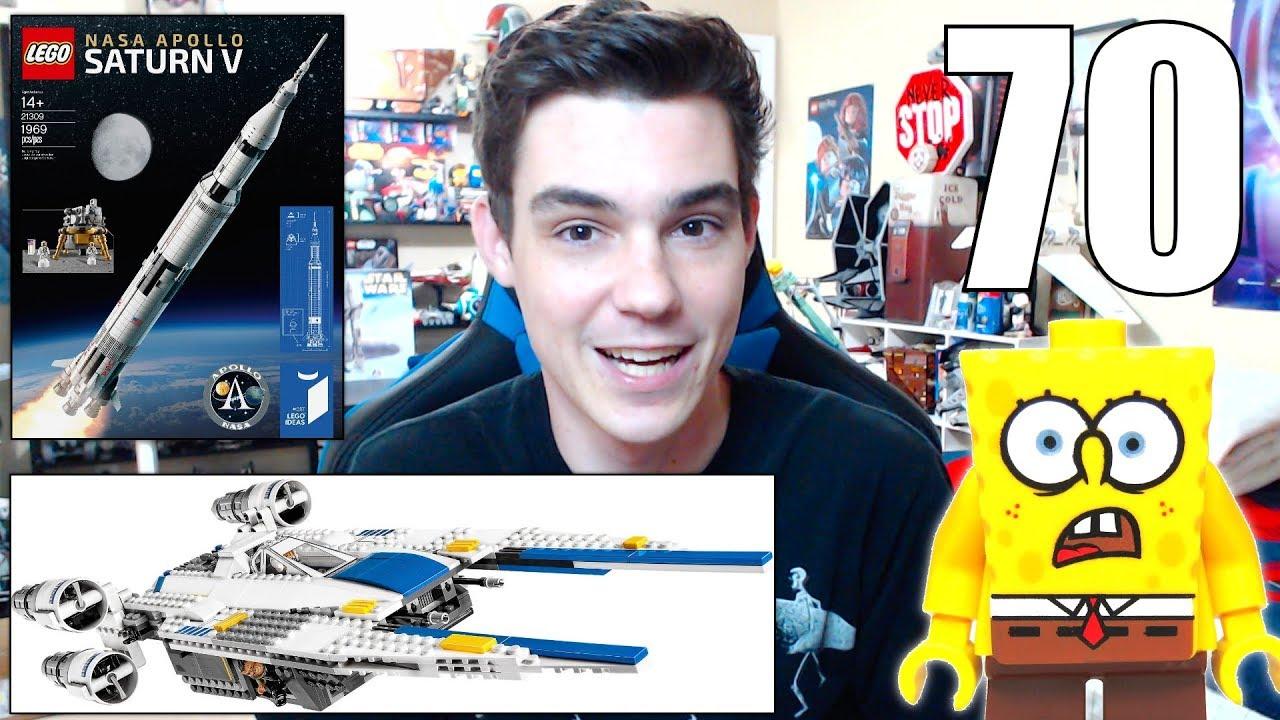 LEGO Star Wars 2019 UCS SETS! LEGO UCS U-Wing? LEGO Avengers Endgame