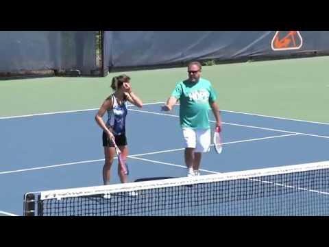 Volley Tennis Tip || Training VIP