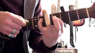 Too old to die young (Brother Dege - BO Tarantino) - Cours de guitare