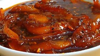 Aam Ki Khatti Meethi Chutney | Aam Ki Launji  By Cook with Lubna