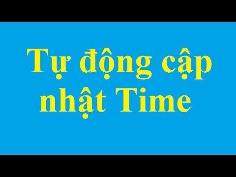 Tự động cập nhật thời gian trên máy tính khi có kết nối Internet, nhanh chóng  – Taimienphi.vn