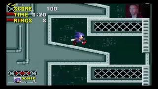 Facciamo tutto il primo Sonic se regge la Live?Parte 2