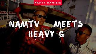 Gambar cover NamTv - meets Heavy G