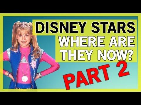 Where Are They Now? DISNEY DCOM STARS