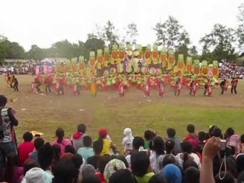 MINDANAO PAGADIAN Frontline 4th Sinulog Dance Competion.wmv