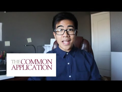 COMMON APPLICATION ESSAY TIPS PT. 1: CONTENT