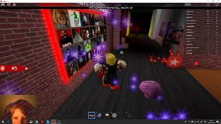 The scary mansion roblox #omg