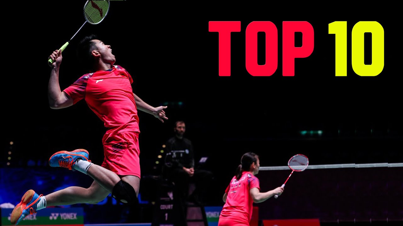 Top 10 Best Badminton Players I Mixed Doubles I BWF ...