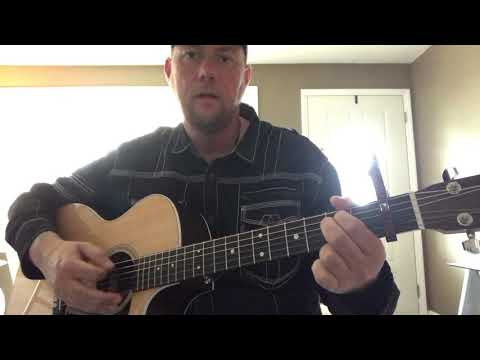 Homesick-Kane Brown (guitar lesson) (chords in description) 2nd lesson