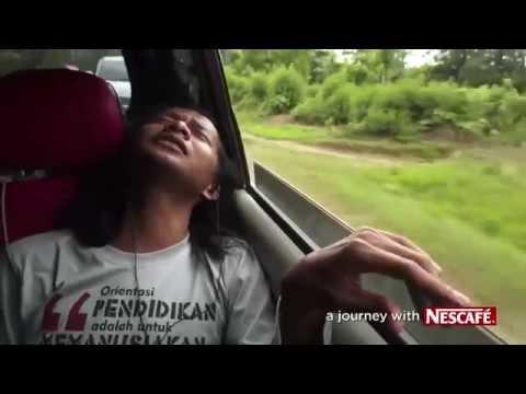 NESCAFÉ JOURNEY   DAY 5 YOUTH CULTURE Makassar hingga Toraja. negeri seribu tebing