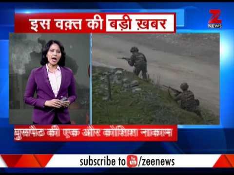 Indian army foils infiltration bid in Kashmir's Uri sector, 5 militants killed