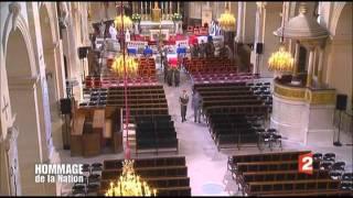 Hommage National aux Soldats Français morts en Afghanistan