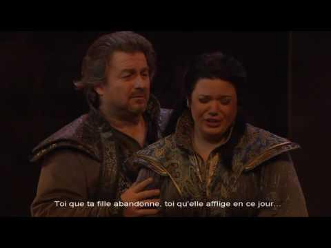 Elaine Alvarez and Marc Laho sing Love Duet from Verdi's 'Jerusalem' thumbnail
