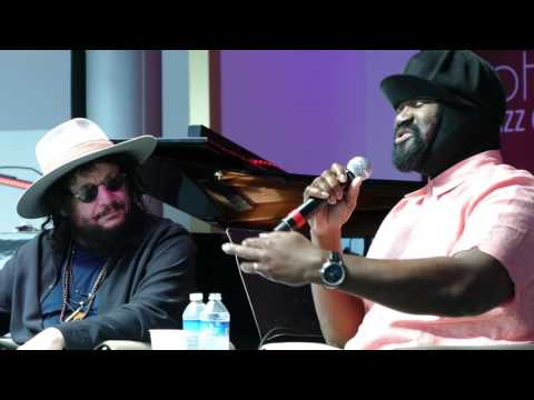 Mother's advice to Gregory Porter